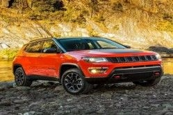 Jeep Drops New Teaser for Upcoming Off-Road Focused Compass Trailhawk Variant