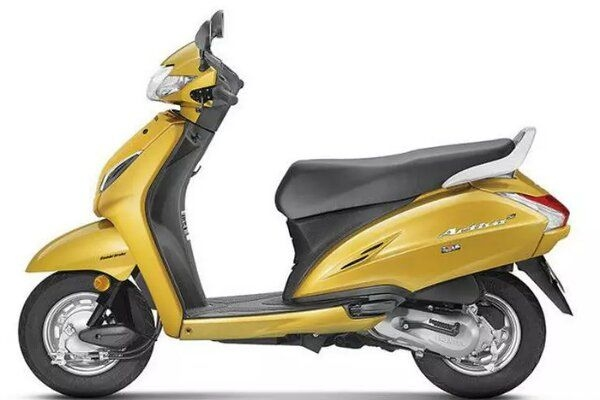 Honda Launches Limited Edition of Activa 5G With Dual Tone Paint Job