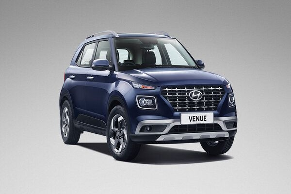 Hyundai Venue SUV; Variant Wise Detailed Features List