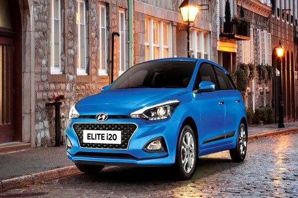 Upcoming Updated Hyundai Elite i20 Spotted Testing Near Factory in Chennai