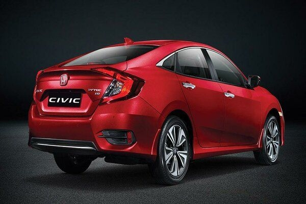 May Sales Figures for Sedans Show Honda Civic Still Leading in Category