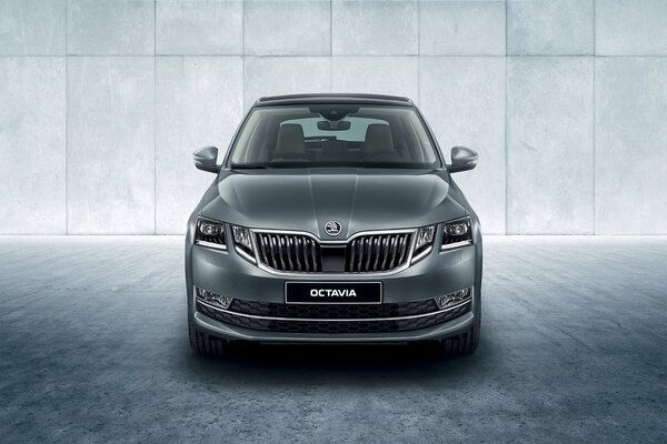 Skoda To Present 2020 Octavia Sedan at Frankfurt Motor Show in September
