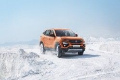 Tata Pushes Up The Prices for Harrier SUV By as Much as Rs. 35,000