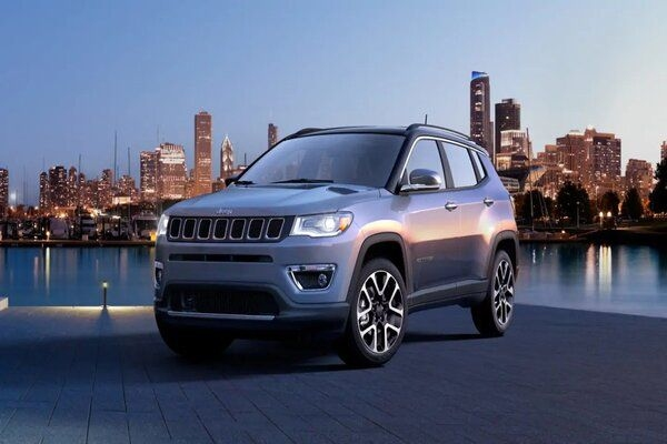 Jeep India Starts Official Bookings of Upcoming Compass Trailhawk SUV