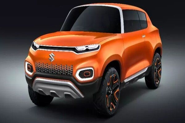 Futures S Concept's Production Model To Be Called Maruti S-Presso in India