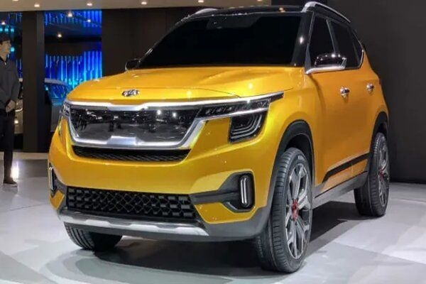 Kia's First Car in India, Seltos SUV Officially Unveiled in Country
