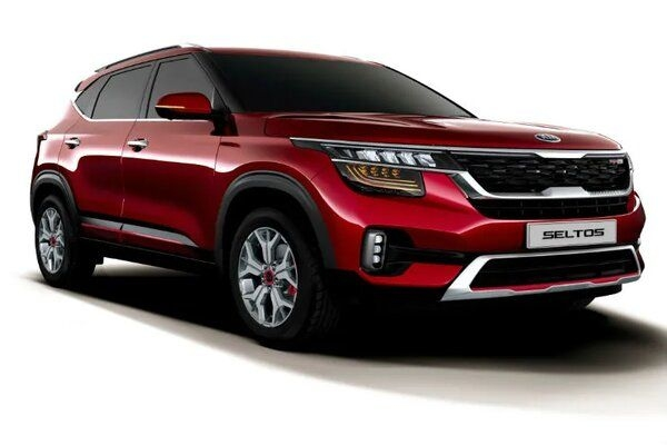 Kia Seltos SUV To Launch in India in 22 August; Says New Report