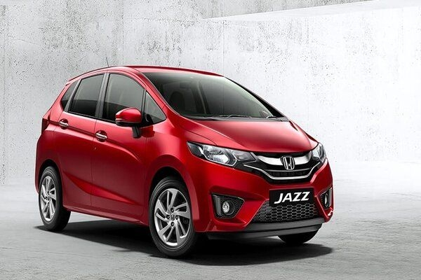 Design of Upcoming Honda Jazz Leaked