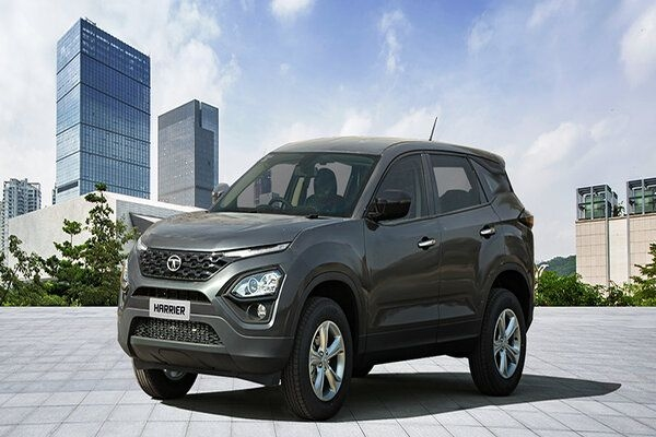 MG Hector-Rival Tata Harrier To Come With Dual Tone