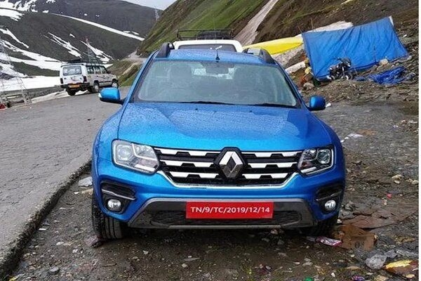 Renault To Launch New Duster Next Week
