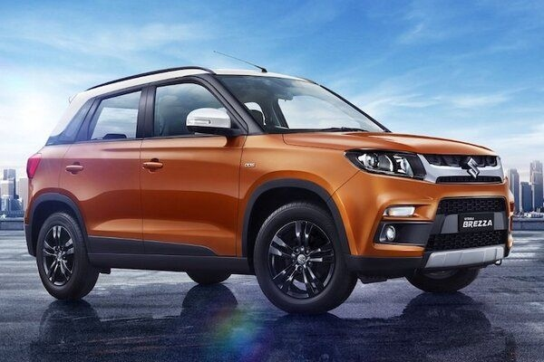 Maruti Planning To Add Sunroof, Side-Airbags to Brezza?