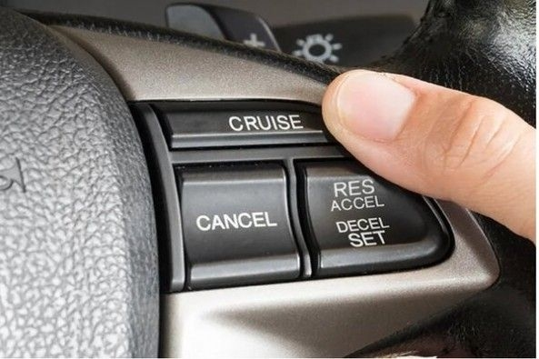 Cruise Control Feature in Cars