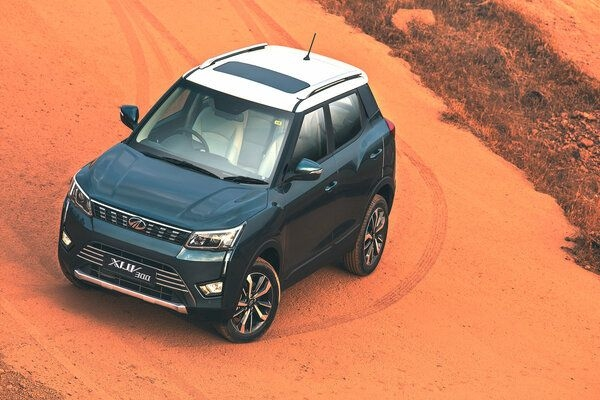Mahindra Launches AMT Version of XUV300 SUV in India