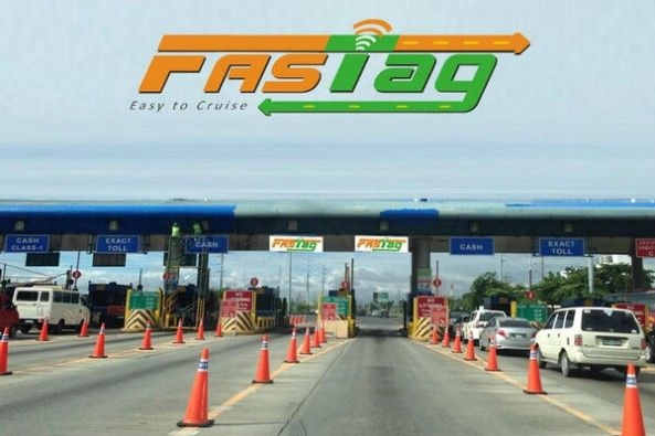 Fastag Monitoring System Installed at Toll Plaza