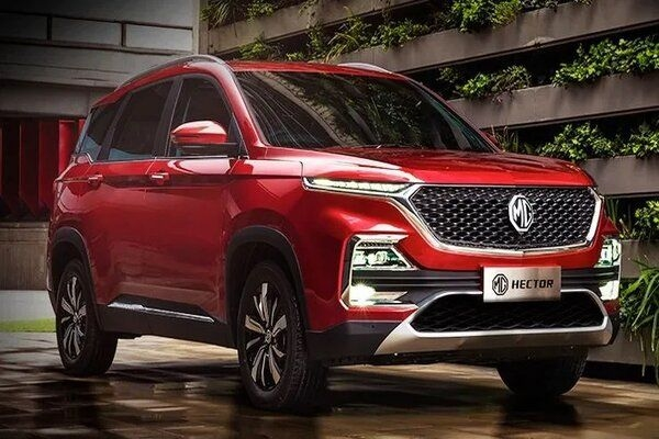 MG Hector 7-Seater Displayed in Indonesia Ahead of Launch in Indian Market