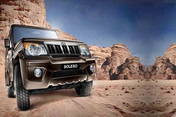 Bolero Goes BS-VI Compliant, Becomes First Mahindra Vehicle To Get Certification
