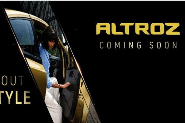 Tata Altroz Official Look