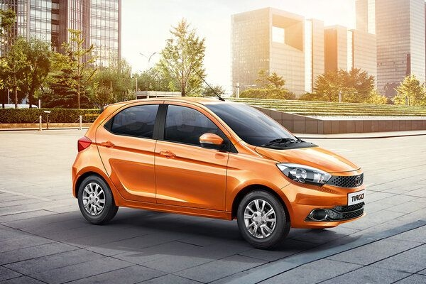 Tata Tiago Facelift Model To Come With Digital Instrument Cluster