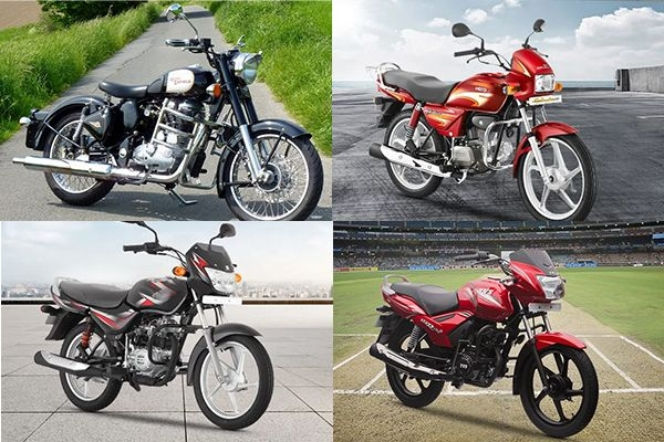 Best Resale Value Bikes in India