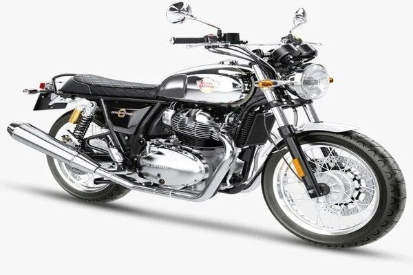Royal Enfield Launches New Entry Level Bike -- the Bullet 350X -- in India