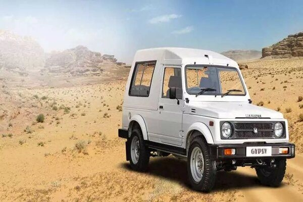 Maruti May Launch Jimny To Take Discontinued Gypsy