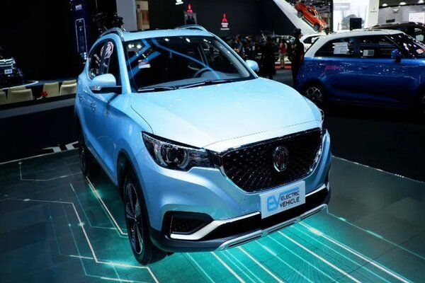 After Smash Success of Hector, MG Motors To Launch eZS Electric SUV in India