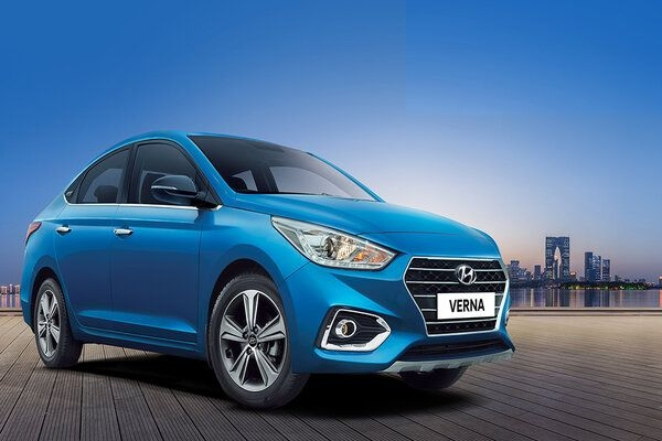 Hyundai Verna Outsells Maruti Suzuki Ciaz and Honda City