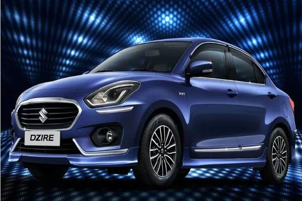 Maruti Suzuki Dzire Regains Throne of India's Best-Selling Car