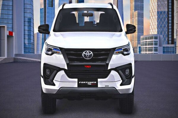 Toyota Launches Fortuner TRD Celebratory Edition in India