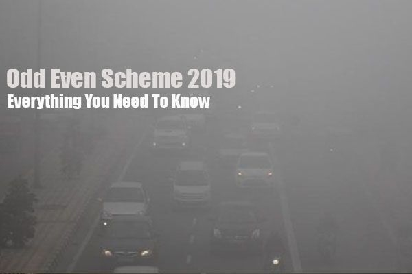 Everything You Need to Know about 2019 Odd-Even Scheme