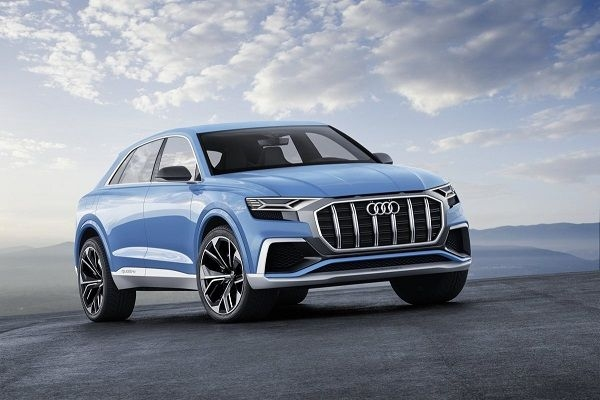 Audi Q8 SUV Launch Date Revealed
