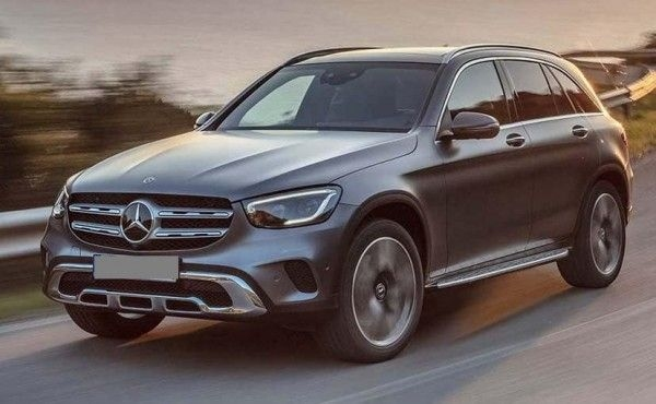 mercedes benz glc facelift 2019