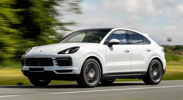 Porsche Cayenne Coupe To Be Launched on 13th December in India