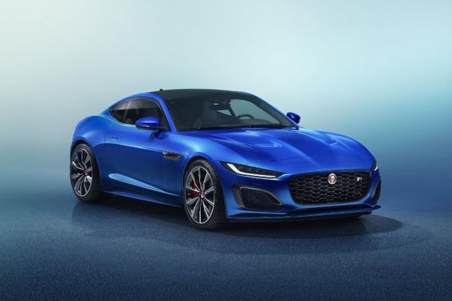 2020 Jaguar F Type Unveiled with Facelift, V6 Engine Replaced By V8