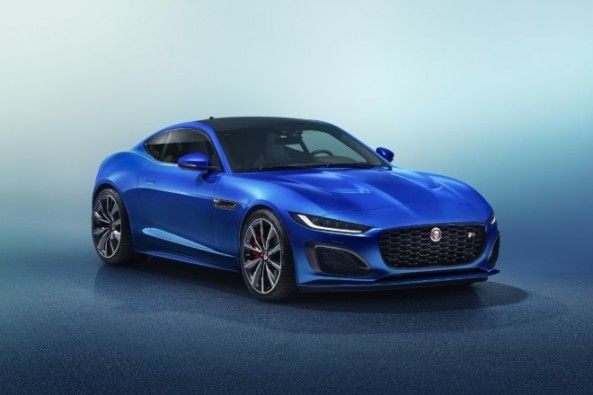 2020 Jaguar F Type Unveiled with Facelift
