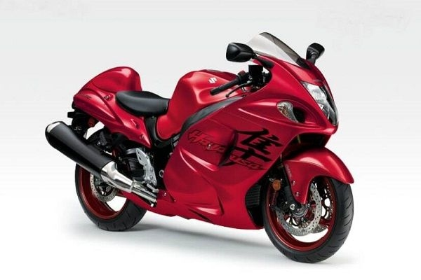 2020 Suzuki Hayabusa Launched With Cosmetic Updates, Gets No Price Hike