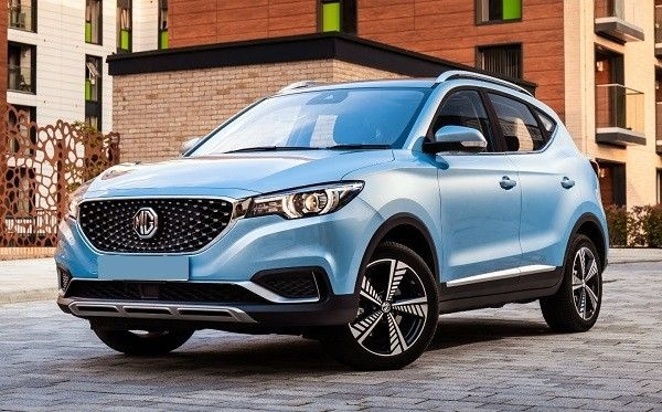 MG ZS EV Rating in Euro NCAP Safety Test