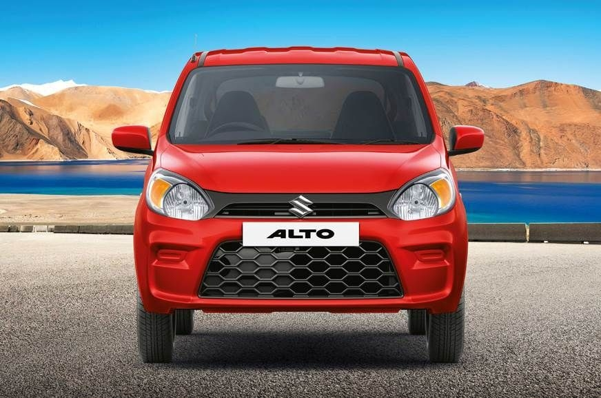 Maruti Suzuki Alto VXi+ Launched at Rs 3.80 lacs