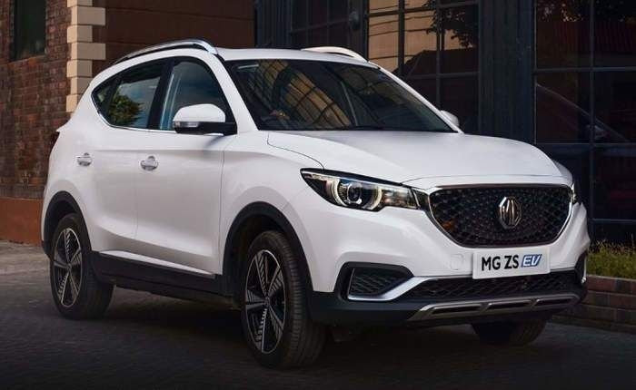 MG Dealers To Start Taking Booking For MG ZS EV From December