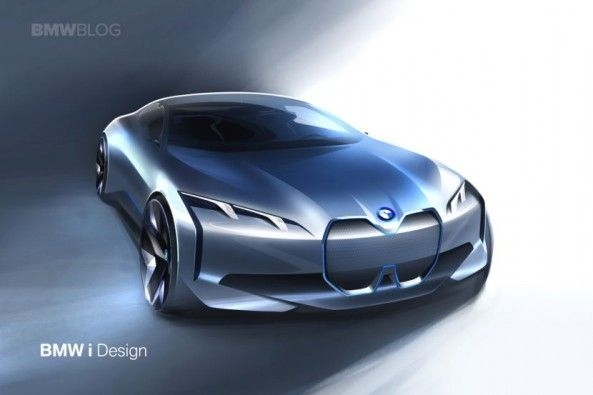 BMW Plans To Bring Another EV Named i6 in 2024