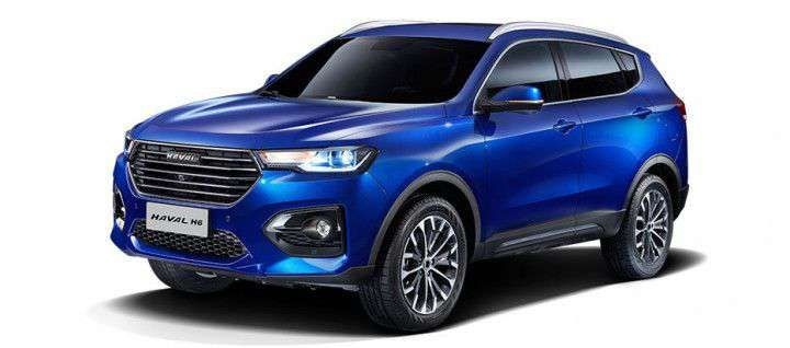 Great Wall Motors Debut in Auto Expo 2020