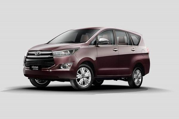 BS6 Toyota Innova Crysta Launched at Rs 15.36 Lakhs in India
