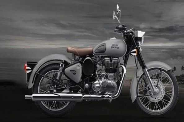 RE Classic 350 BS6