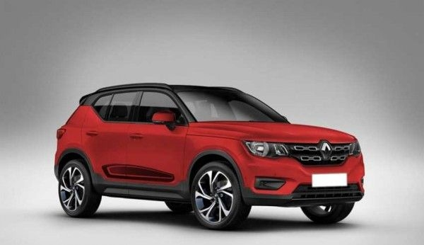 Renault Kiger SUV in India