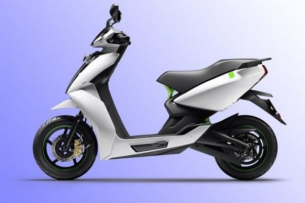 Ather 450X e_Scooter