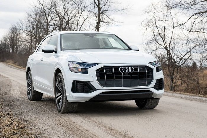 Audi Q8 Ready to Take Off | Audi Q8 Ready for Launch