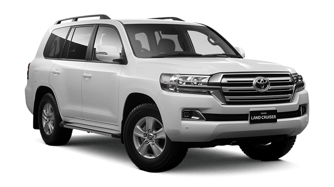 Toyota Land Cruiser LC 200 and Prado Down until BS6