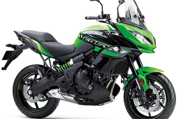 Kawasaki All Set To Start Versys 650 compatible with BS6