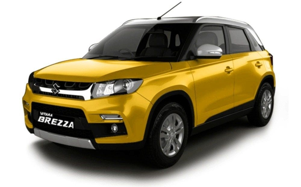 Maruti Suzuki Vitara Brezza Facelift will be Launched on Feb 6th
