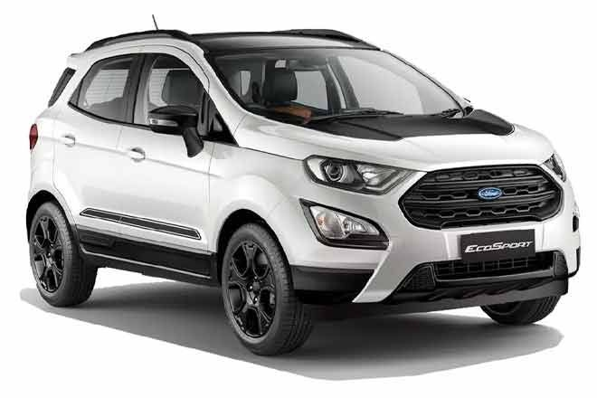 BS6 Ford EcoSport will Reach Dealerships in This Month